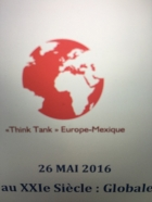 «Think Tank» Europe-Mexique.
